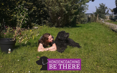 Met je hond samen leven vanuit je intuïtie.